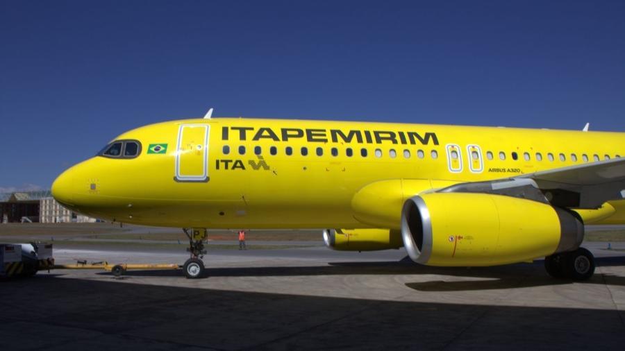 Itapemirim estreia sua companhia aérea com objetivo de retomar o glamour da aviação - Alexandre Saconi/UOL