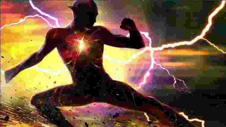 DC Fandome flash - Warner/DC - Warner/DC