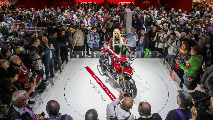78ª edição do maior evento do setor de duas rodas do mundo, que aconteceria em novembro, foi adiada para o ano que vem - Divulgação