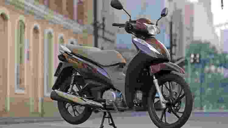 Honda Biz 125 - Divulgação - Divulgação
