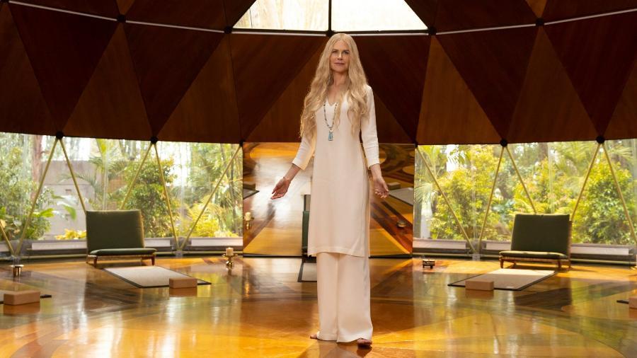 """Nicole Kidman é sua anfitriã em """"Nove Desconhecidos"""" - Amazon Prime"""