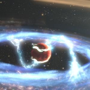 Nasa/ ESA/ STScI/ Joseph Olmsted (STScI)