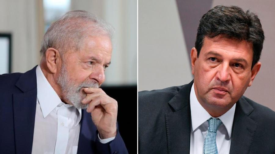 Lula e Mandetta viajam por estados nordestinos ao longo de agosto - UOL