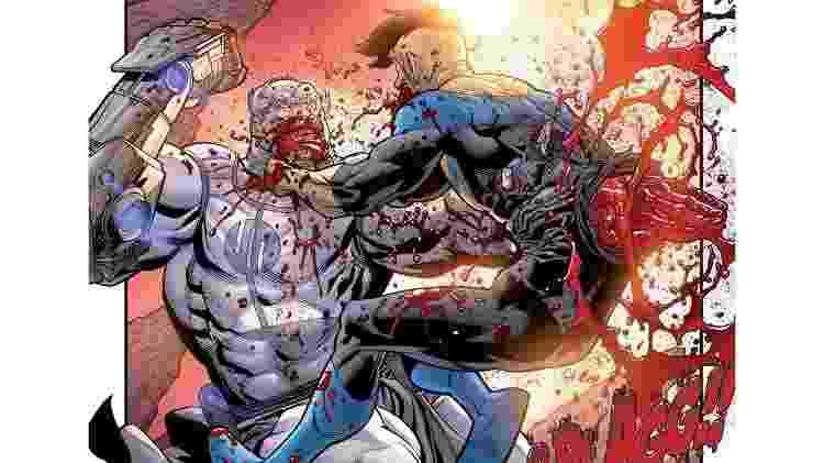 invincible comics - Image Comics/Reprodução - Image Comics/Reprodução