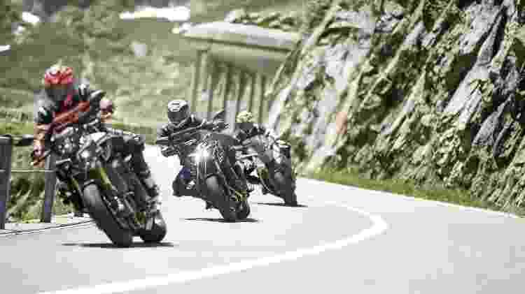 Na Bélgica, passeio em grupo pode ter no máximo três motociclistas - Divulgação