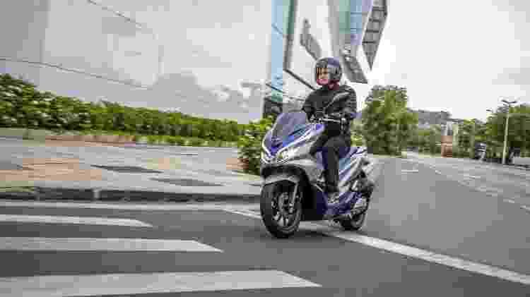 scooter semáforo - Divulgação - Divulgação