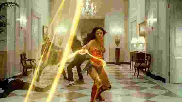 Gal Gadot in 'Wonder Woman 1984' - Warner bros.