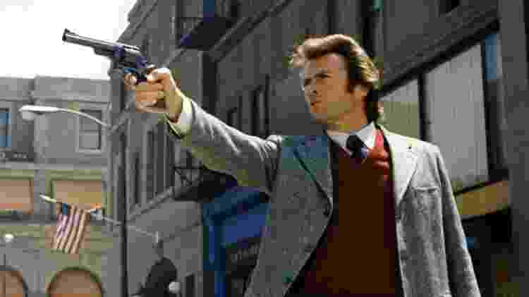Clint Eastwood dirty harry - Warner - Warner