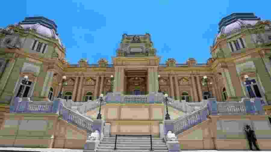 Palácio Guanabara - Divulgação