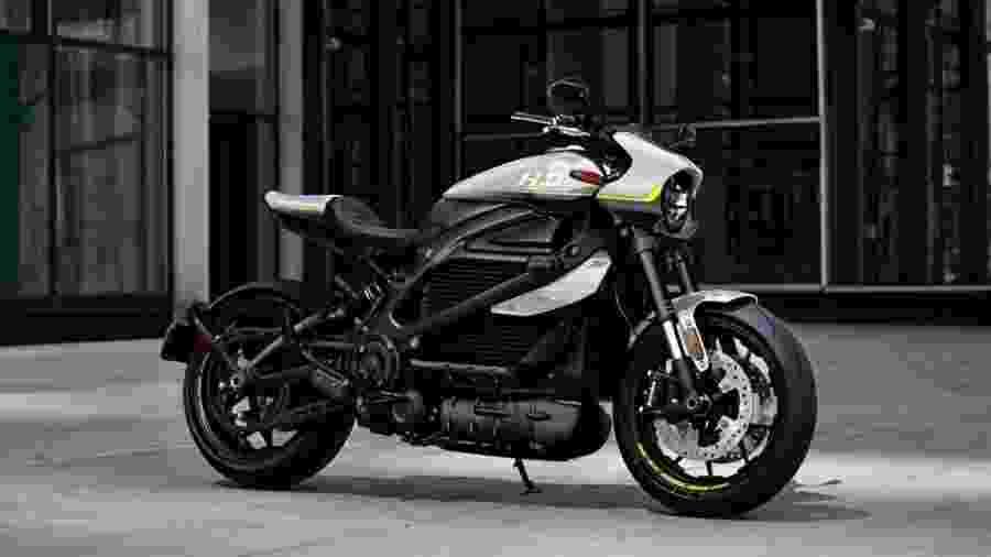 Versão exclusiva e limitada da Livewire será criada pela equipe de designers da Harley-Davidson - Divulgação