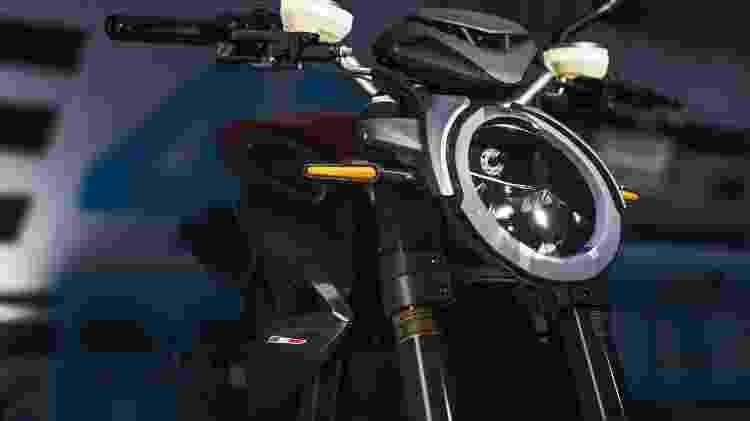 Ride 4 utilizou CAD e 3D para reproduzir os detalhes de mais de 175 modelos, como a MV Agusta Brutale - Reprodução