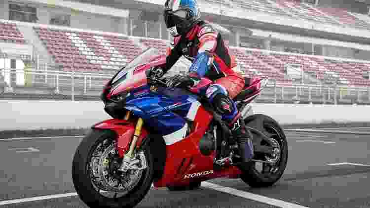 Honda CBR 1000RR-R SP grid - Divulgação - Divulgação