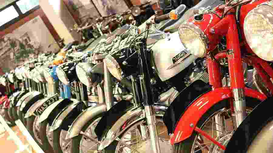 National Motorcycle Museum está fechado desde 18 de março em função da pandemia - Arthur Caldeira/Infomoto
