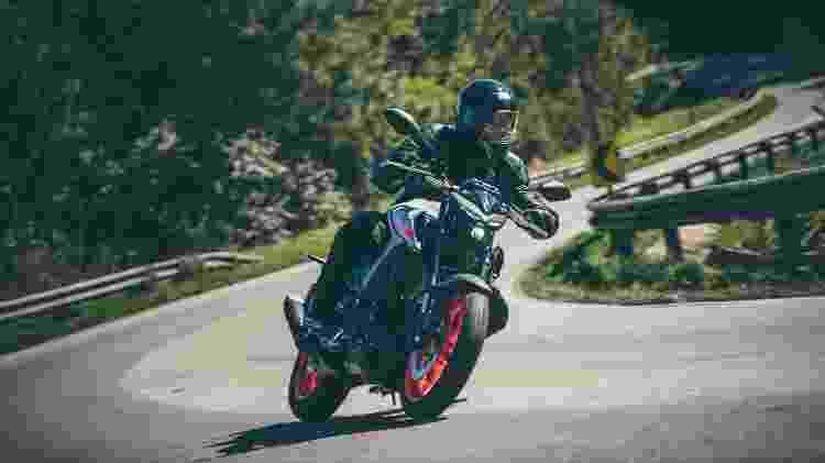 moto é lazer - Stephan Solon/Yamaha - Stephan Solon/Yamaha