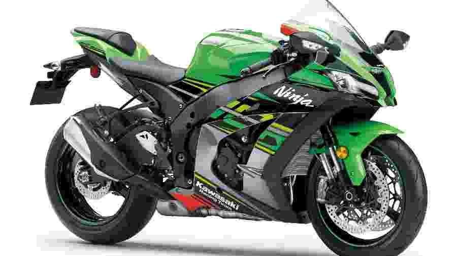 Campanha atinge cerca de 180 unidades da superesportiva; marca recomenda não utilizar a moto antes do reparo - Divulgação
