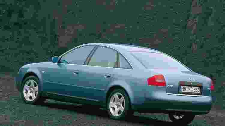 Audi A6 1997 - Divulgação - Divulgação