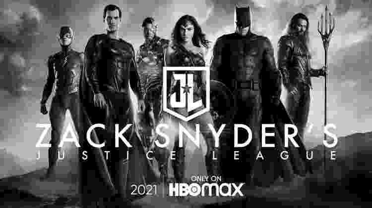 É oficial: 'Liga da Justiça: Versão de Zack Syder' está a caminho! - Reprodução