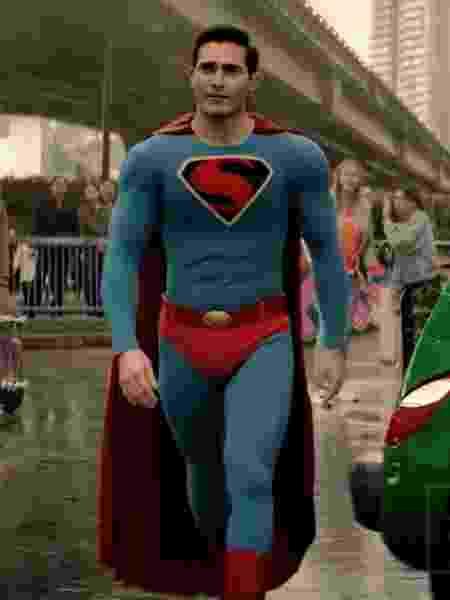 superman classic cw - CW/Reprodução - CW/Reprodução