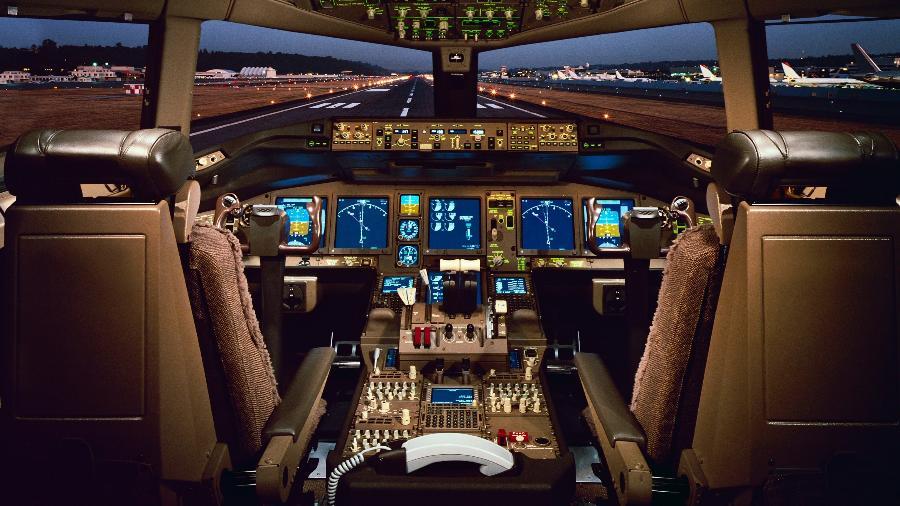 Mesmo aviões mais modernos podem ter impressora a bordo - Divulgação/Boeing