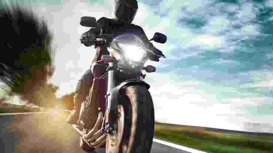 Mania nas motos novas, sistema de iluminação também pode ser adaptado em modelos antigos; veja como  - Divulgação/Philips