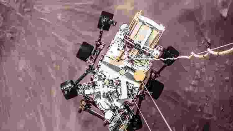 Perseverance - NASA/JPL-Caltech/Juan Carlos Muñoz - NASA/JPL-Caltech/Juan Carlos Muñoz