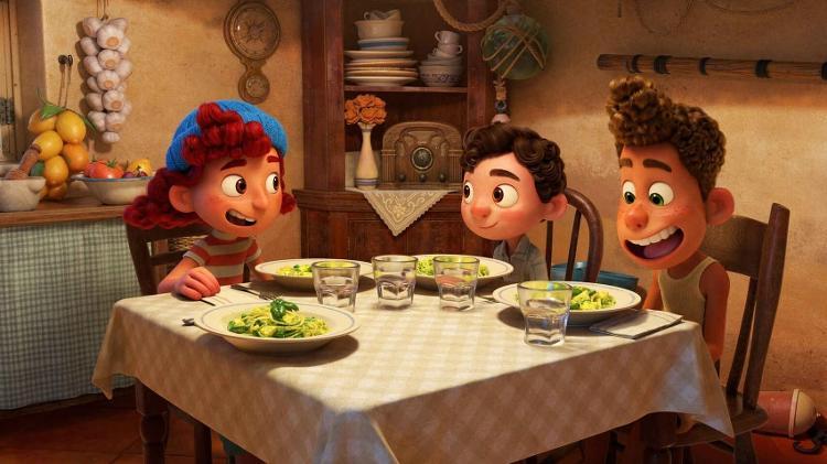 luca massa - Pixar/Disney - Pixar/Disney