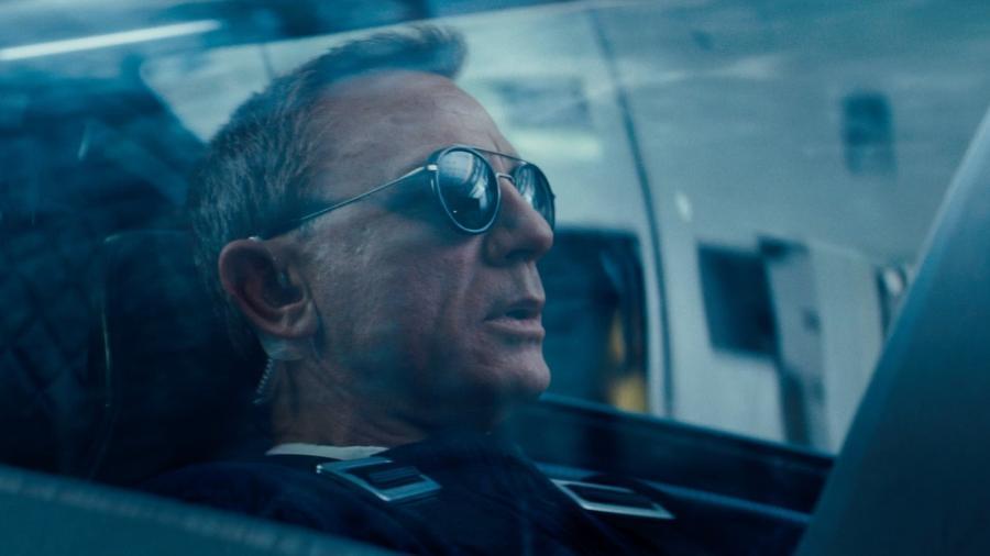 """Daniel Craig em """"007 - Sem Tempo Para Morrer"""" - Universal"""