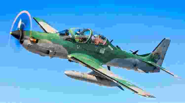A-29 - Sgt. Johnson/Força Aérea Brasileira - Sgt. Johnson/Força Aérea Brasileira