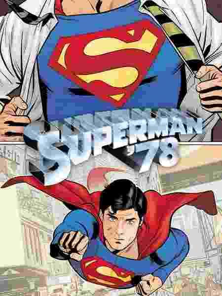 batman89 suposter - Reprodução/DC Comics - Reprodução/DC Comics