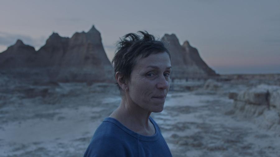 """Frances McDormand em """"Nomadland"""" - Disney"""