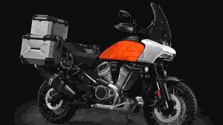 Harley Pan America 1250 - Divulgação - Divulgação