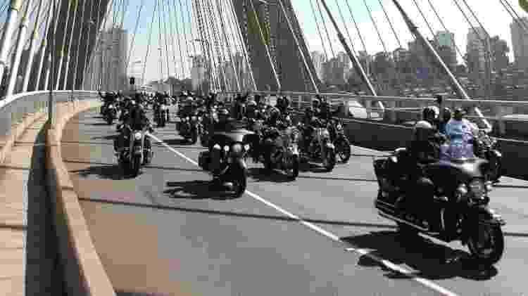 Willie G. Davidson Parade - Divulgação - Divulgação