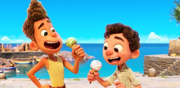 'Aproveitar a vida' move animação | Sadovski: 'Luca' troca a ambição da Pixar por memória de verão perfeito