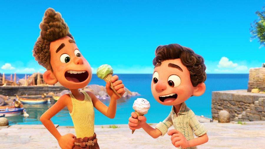 """""""Luca"""" é a nova animação da Pixar - Pixar/Disney"""