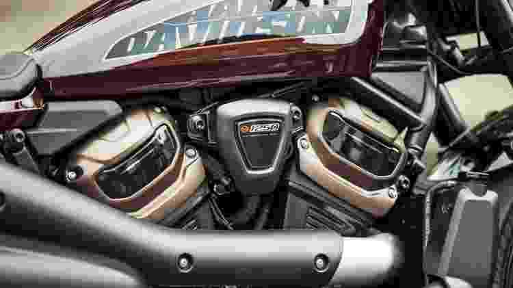 motor sportster 1250 s - Divulgação - Divulgação