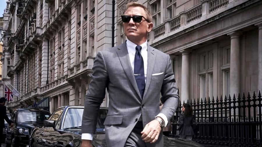 Daniel Craig em 007 Sem Tempo Para Morrer - Universal/Divulgação