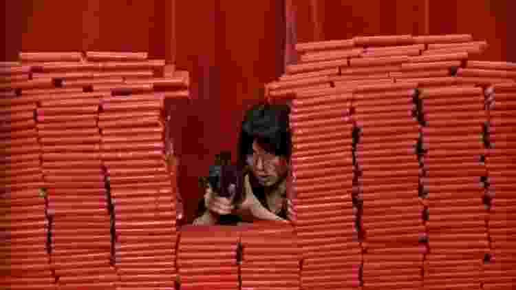 chinesa - Versátil - Versátil