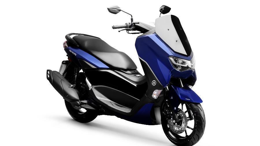 Scooter ganhou design novo, motor mais econômico com sistema Stop & Start e chave de presença - Divulgação