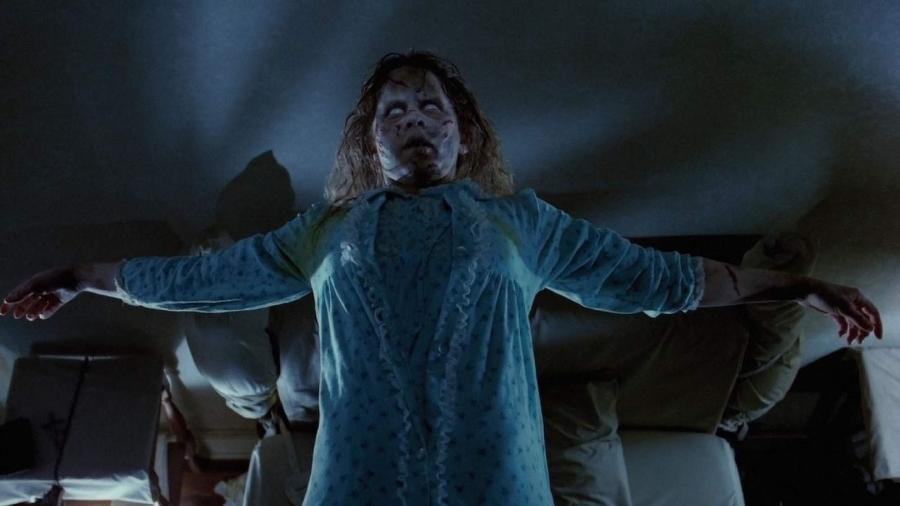 """O Exorcista"", de William Friedkin - Warner"