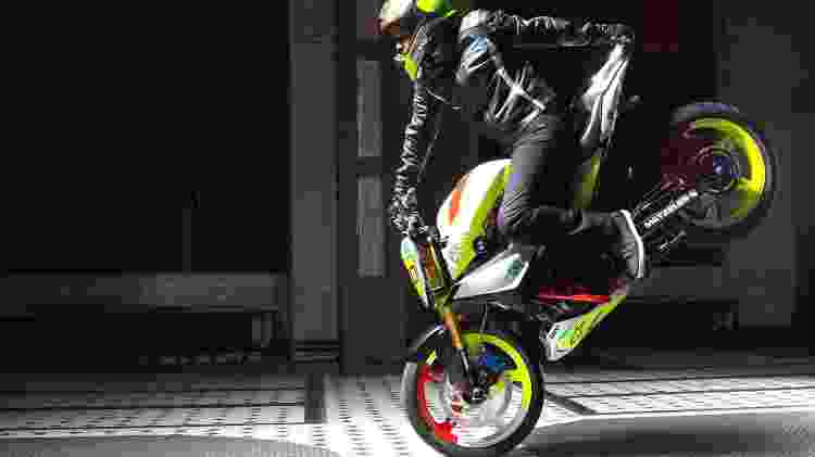 RL de moto - Divulgação - Divulgação