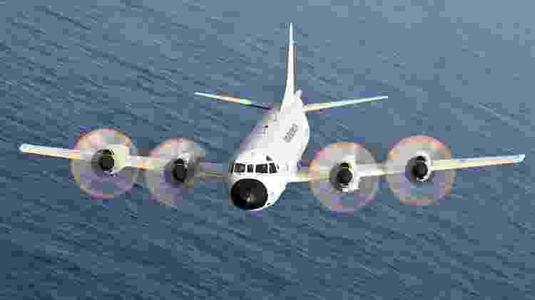 P-3AM Orion utilizado pela FAB para realizar operações de patrulha - Cabo Silva Lopes/Força Aérea Brasileira - Cabo Silva Lopes/Força Aérea Brasileira