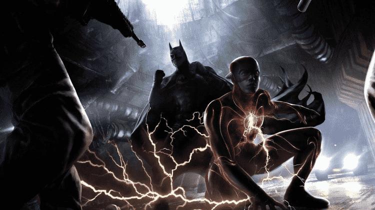DC Fandome flashbats - Warner/DC - Warner/DC