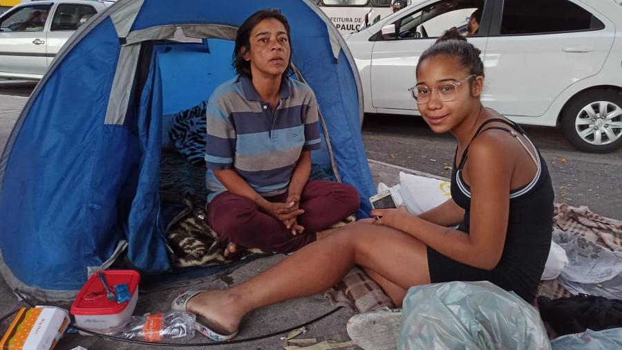 Muitas famílias têm perdido suas moradias no Brasil, em meio à pandemia - Felipe Betim/El País