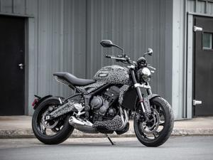 Triumph Trident, nova moto naked, tem motor de 660 cc e 81