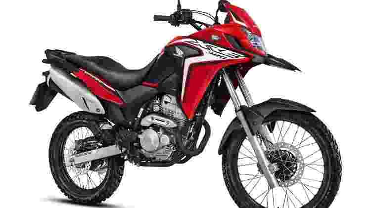 Honda XRE 300 - Divulgação - Divulgação