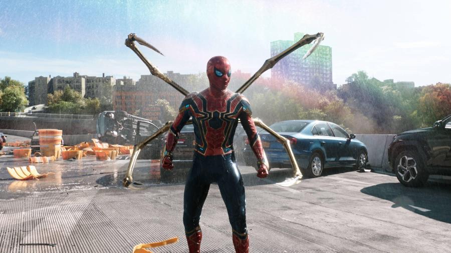 """O Homem-Aranha volta a atacar em """"Sem Volta Para Casa"""" - Sony"""