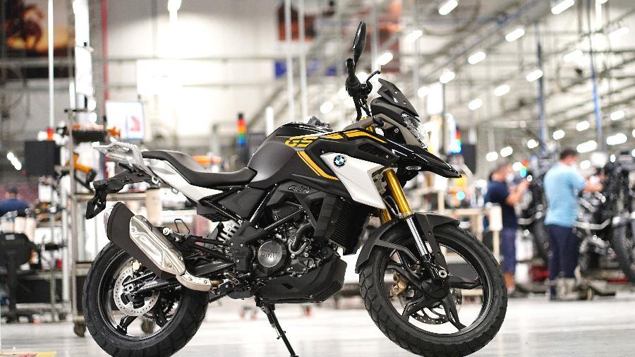 BMW já começou a produzir a nova geração da G 310 GS em Manaus (AM) - Divulgação