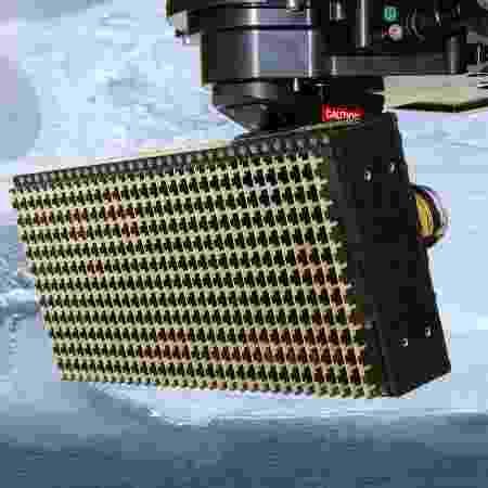 Radar Seaspray 5000E utilizado pelos P-95BM da FAB - Divulgação/Leonardo - Divulgação/Leonardo
