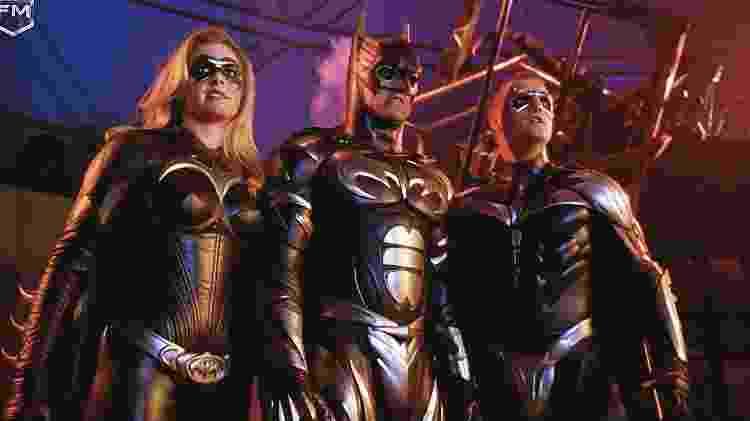 HQs 1990 batman&robin - Warner - Warner
