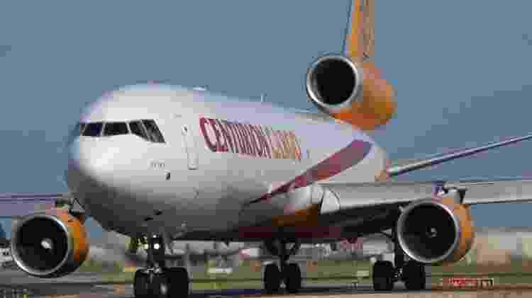 MD-11 Centurion - Divulgação/Alf van Beem - Divulgação/Alf van Beem